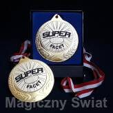 Medal- Super Facet